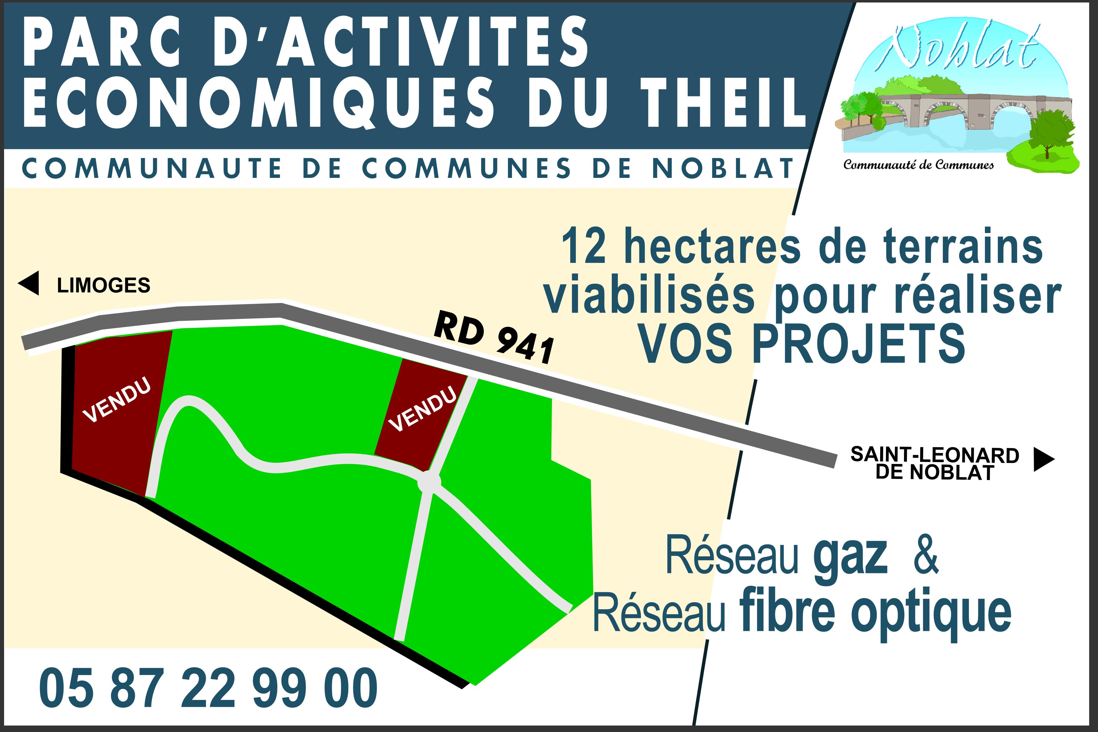 Zae du theil - Office de tourisme saint leonard de noblat ...